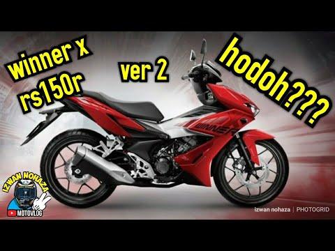 HONDA WINNER X / RS150R ver2 HODOH???