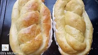 গ্যাসের চুলায় ও ওভেনে বাটার বন তৈরির রেসিপি||Bangladeshi Butter Bun Recipe