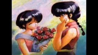 Ranma & Akane (Melodias Romanticas de la serie)