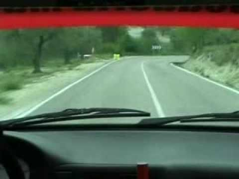 camara interior raimon-arnau rallye alcoy 2009