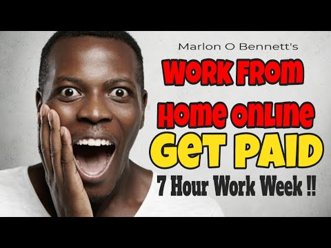 easy online jobs  milenials -no experience neccessary work from home make money