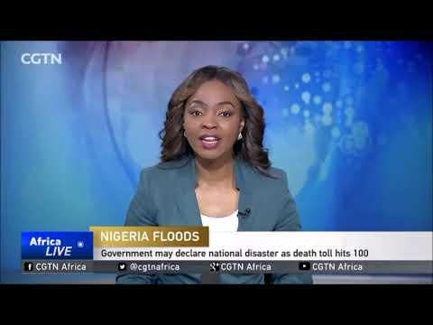 NIGERIA  RIVER FLOOD SEP 2018 PROPHECY