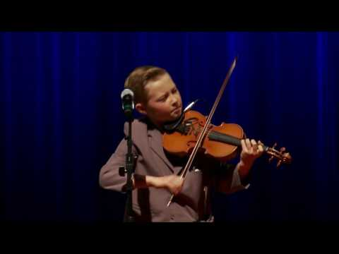 A Musician Child Prodigy Perspective on Support in his Passion CJ Neary | CJ Neary | TEDxBend