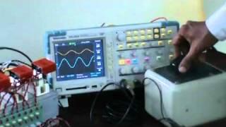 Static Voltage Stabilizer IGBT PWM