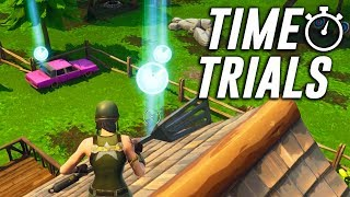 """Complete Timed Trials"" Week 6 Challenge (ALL LOCATIONS)"