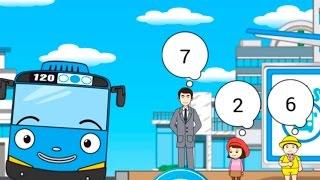 Видео обзор приложения Тайо маленький автобус