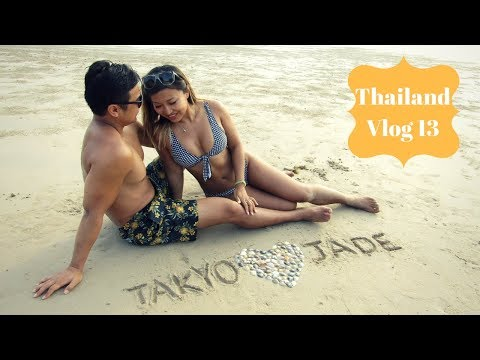 Thailand Vlog 13: Perfect day at Klong Nin Beach (Koh Lanta)