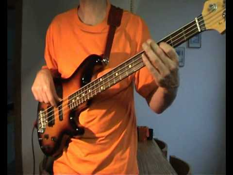 ABC - When Smokey Sings - Bass Cover