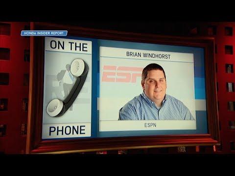 ESPN NBA Insider Brian Windhorst Talks NBA Rumors & More (Full Interview) - 7/13/17