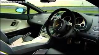 Fifth Gear Lamborghini Gallardo SE Jason Plato