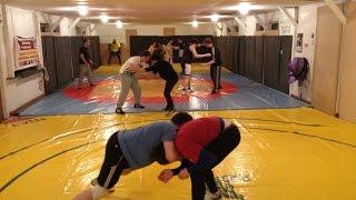Fight Club: The Rangiora Amateur Wrestling Club Documentary