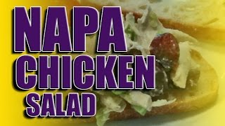 Episode 139 - Napa Chicken Salad - The Boondocking Bears