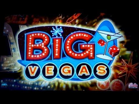 Big Vegas Slot - Live Play Bonus!