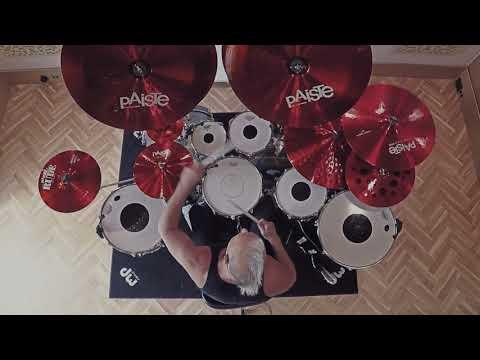 PAISTE ARTIST - Mike Terrana Plays Color Sound 900