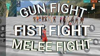 🔴LIVE | FREE FIRE | VERSUS | FIST FIGHT | GUN FIGHT | HINDI | INDIA
