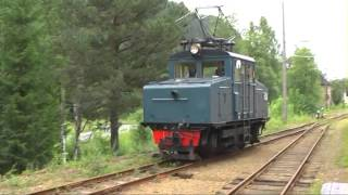 Thamshavnbanen 3 locomotive types Norway 2007 - 2013