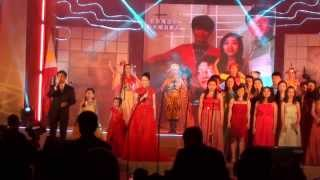Voce Fich at 150th Anniversary of Sun Yat Sen Part 2