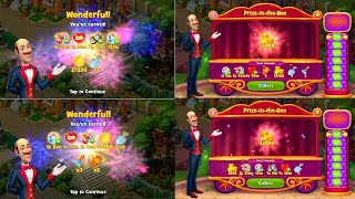 Gardenscapes Prize In The Box screenshot 5