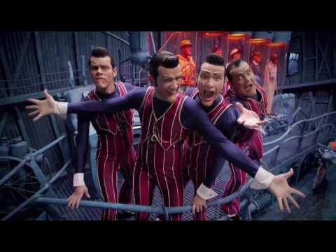 We are Number One but it's actually the Instrumental (No SFX)