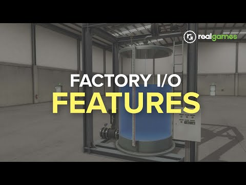 FACTORY I/O 2.0 Features