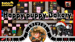 MOBILE [~Chistmas 2019~] #15 Happy Puppy Bakery - Diggy's Adventure