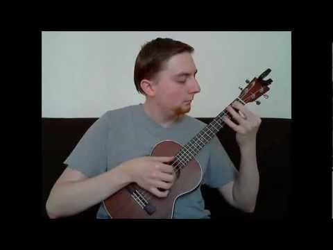 Bach - Toccata (on Ukulele)