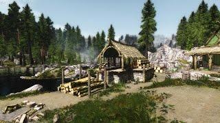 Прохождение Skyrim Association #3. Дорога в Солитьюд