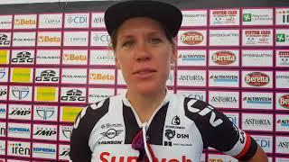 Giro Rosa 2018 - Ellen Van Dijk Interview