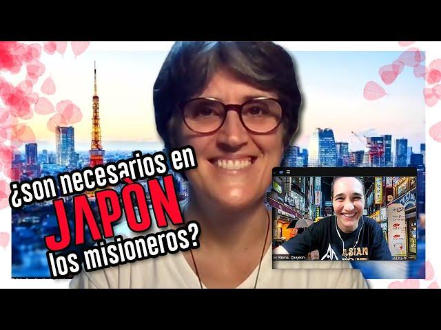 Misionera en Japón - 16 años ya!