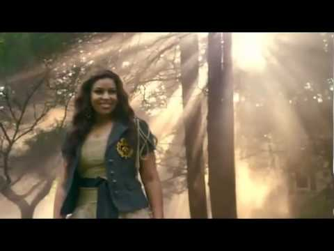 JORDIN SPARKS~BEAUTY AND THE BEAST (OFFICIAL VIDEO).wmv