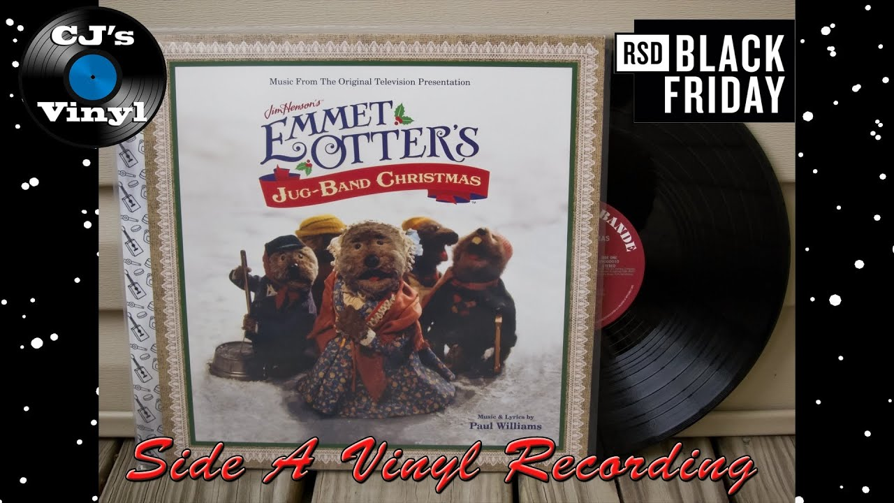 Emmet Otter\'s Jug-Band Christmas (Side A) - [2018 RSDBF] Vinyl LP ...