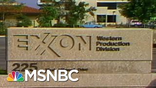 Exxon Knew About Climate Change Long Ago | All In | MSNBC