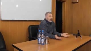 Георгий Сидоров Встреча в Барнауле 04 2019