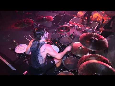 Miss May I - I.H.E. [Jerod Boyd] Drum Video Live [HD]