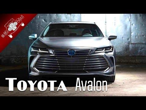 Новая Тоиота Авалон 5 поколения 2018