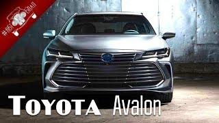 видео Toyota Avalon 2018 цена