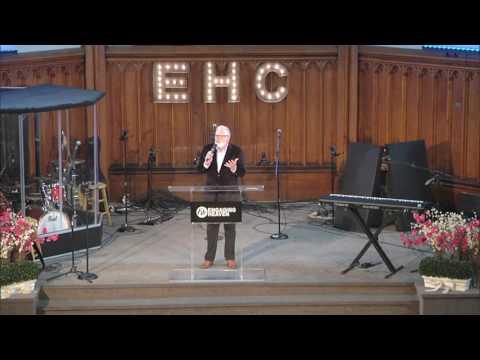 Pastor Brian Simmons