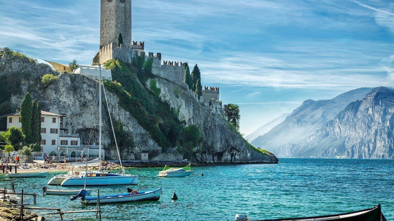 Waterfront Portfolio Real Estate For Sale in Lake Garda