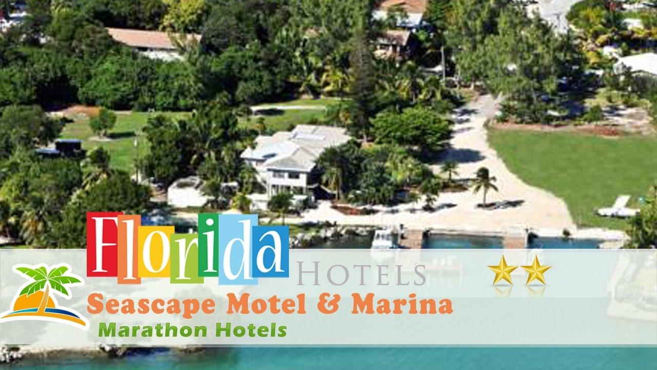 Seascape Motel Marina Marathon Hotels Florida