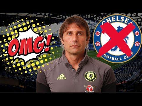 IS ANTONIO CONTE LEAVING CHELSEA FC???? (We've seen this before...)