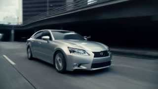 2013 Lexus GS- The Ultimate Expression of Power and Control