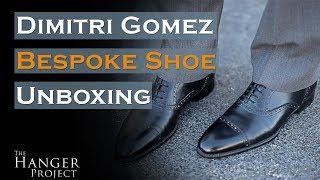 Dimitri Gomez Bespoke Shoe Unboxing