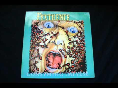 Pestilence Echoes Of Death Vinyl Youtube
