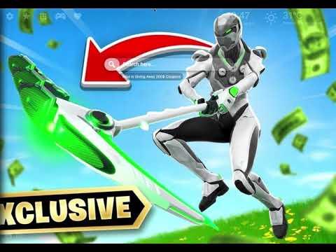 Xbox Skin Fortnite Wallpaper Hd Youtube