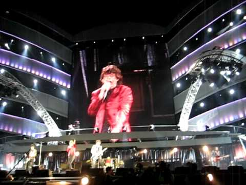 THE ROLLING STONES. A BIGGER BANG, LISBOA 2007