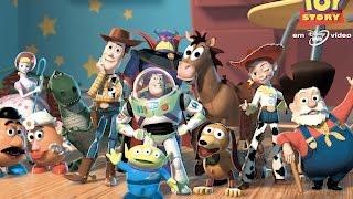 Toy Story Português 3 Horas 2k15