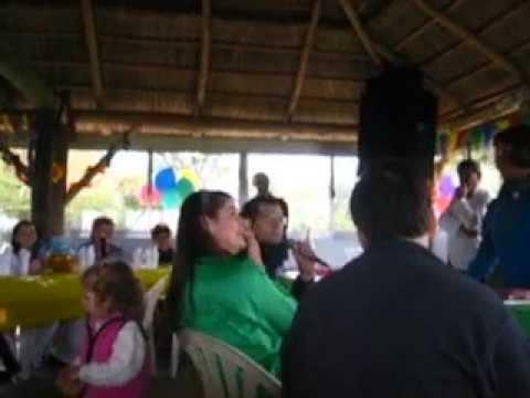 Pablo Musa y Maria de los Angeles Andolfo se casaron