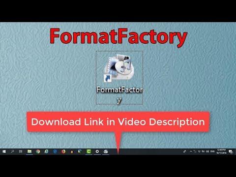 Free Video Converter | Free Mp3 Converter | FormatFactory File Format Converter