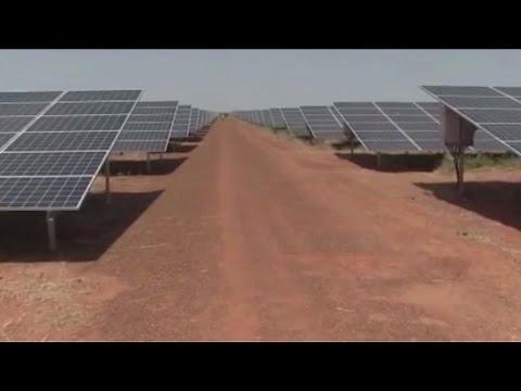 Sénégal, Désormais producteur d'énergie solaire