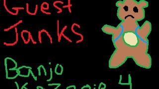 Guest Janks:  Banjo Kazooie ep. 4 (with Doug)